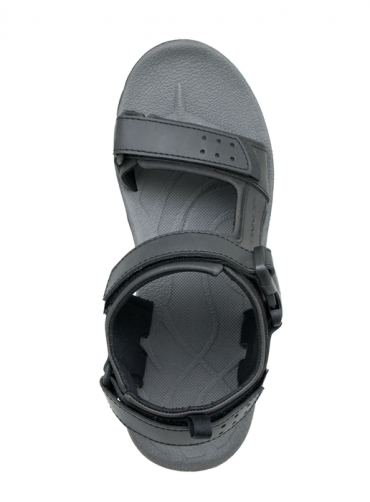 Sandal Connec Kutai Hitam (Men)