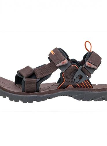 Sandal Connec Dieng Coklat (Men)