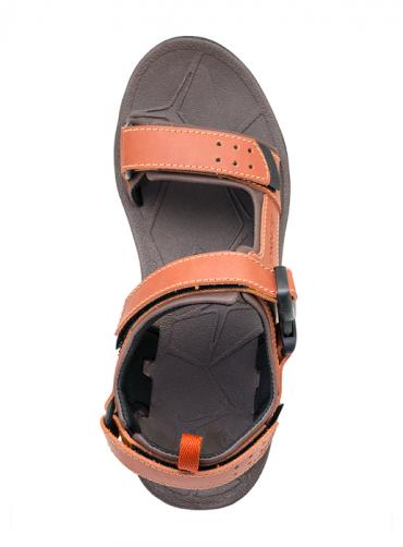 Sandal Connec Kutai Coklat (Men)